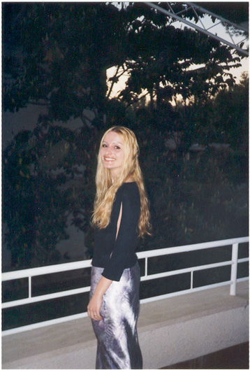 me at Forte dei marmi May 2001